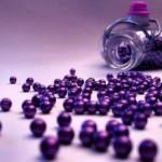 фиолетовй
